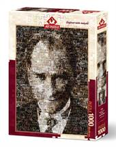 Art Puzzle <br/>Mustafa Kemal ...