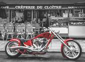Kırmızı Chopper