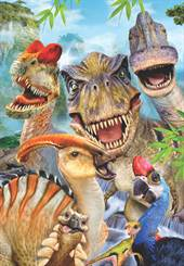 Dino Selfie