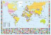 Dünya Haritası / <br/>World Map