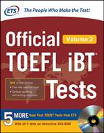 Official TOEFL IBT Tests Volum ...