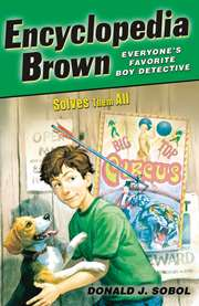 Encyclopedia Brown ...
