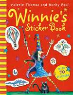 Winnie's Sticker B ...