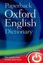 Paperback Oxford <br/>English Dicti ...