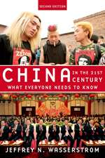 China in 21st Cent ...