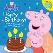 Peppa Pig: Happy <br/>Birthday!