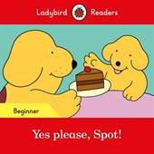 Yes please, Spot!  ...