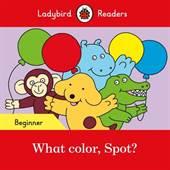 What color, Spot?  ...
