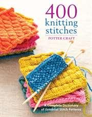 400 Knitting Stitc ...