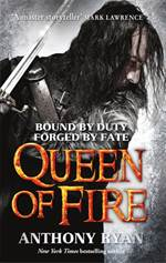 Queen Of Fire (Rav ...