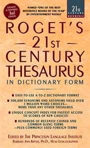Roget's 21st Centu ...