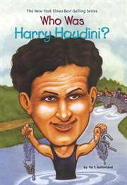 Who Was Harry Houd ...
