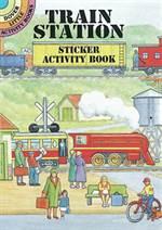 Train Station Stic ...
