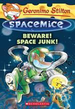 Beware! Space Junk ...