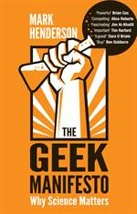 The Geek Manifesto ...
