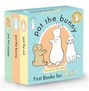 Pat the Bunny: Fir ...