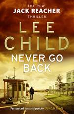 Never Go Back (Jac ...