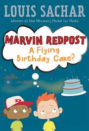 Marvin Redpost #6: ...