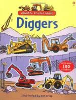 Diggers Sticker Bo ...