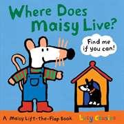 Where Does Maisy L ...