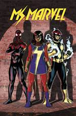 Ms Marvel 6: Civil ...