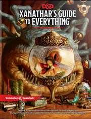 Xanathar's Guide t ...