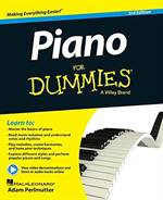 Piano For Dummies, ...
