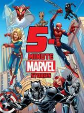 5 Minute Marvel St ...