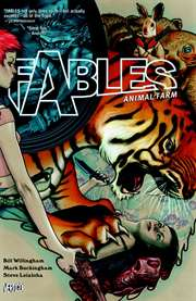 Fables Vol. 2: Ani ...