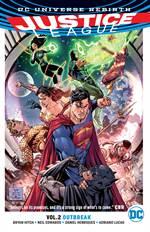 Justice League 2:  ...