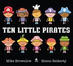 Ten Little Pirates ...