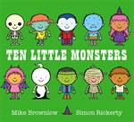 Ten Little Monster ...