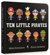 Ten Little Pirates ...