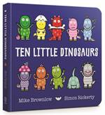 Ten Little Dinosau ...