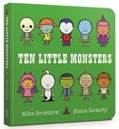 Ten Little Monster ...