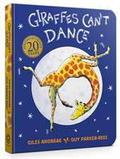 Giraffes Can't Dan ...