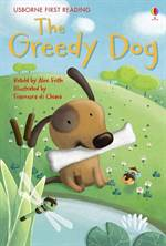 The Greedy Dog <br/>(First Reading)