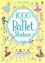 1000 Ballet Sticke ...