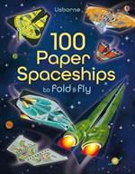 100 Paper Spaceshi ...
