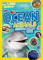 Ocean Animals Stic ...