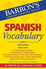 Spanish  Vocabular ...