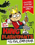 King Flashypants A ...