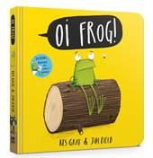 Oi Frog! Board Boo ...