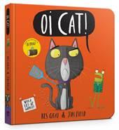 Oi Cat! Board Book ...