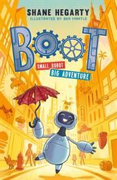 BOOT small robot,  ...