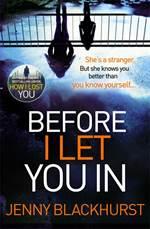 Before I Let You I ...