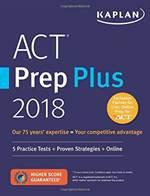 Kaplan ACT Prep Pl ...