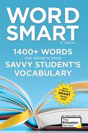 Word Smart, 6th Ed ...