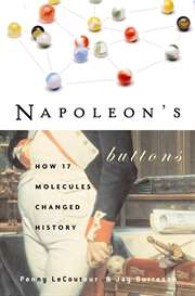 Napoleon's Buttons ...