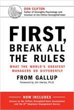 First, Break All T ...